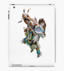Battle dance American Indians  iPad Case/Skin