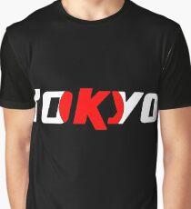 Simplistic Tokyo Graphic T-Shirt