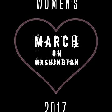 Women's March on Washington by Corncheese