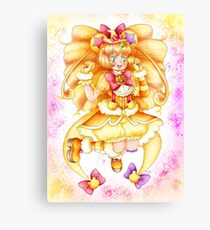 Cure Mofurun! Canvas Print