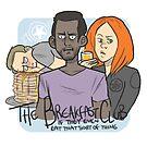 Breakfast Buddies by geothebio