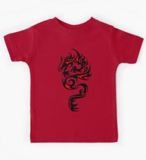 Dragon Red Kids Tee
