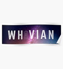 Whovian Poster