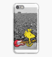 Woodstock at Woodstock iPhone Case/Skin