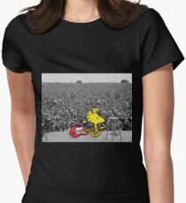 Woodstock at Woodstock Women's Fitted T-Shirt
