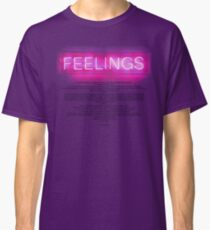 Feelings  Classic T-Shirt