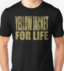 Yellow Jacket for Life T-Shirt