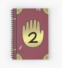 Cuaderno de espiral Gravity Falls // Journal 2