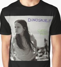 Dinosaur Jr : Green Mind Graphic T-Shirt