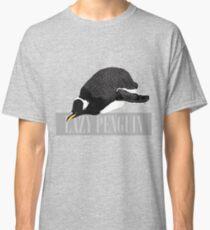 Lazy Penguin Classic T-Shirt