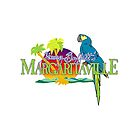Jimmy Buffett Margaritaville Logo by wedangjahe