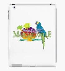 Jimmy Buffett Margaritaville Logo iPad Case/Skin