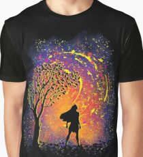 Colours Of The Wind Graphic T-Shirt