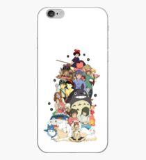 Studio Ghibli Characters iPhone Case