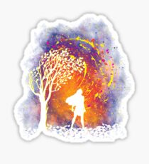 Colours Of The Wind Sticker