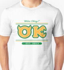 Oozma Kappa Spirit Wear Unisex T-Shirt