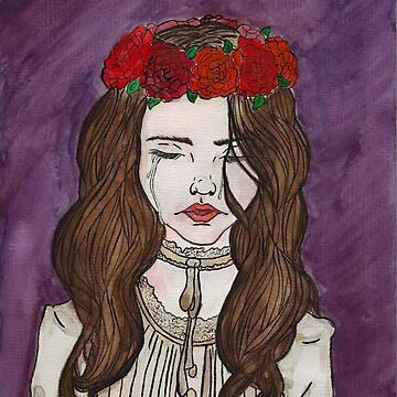 Crown of Roses by MewMewMaya