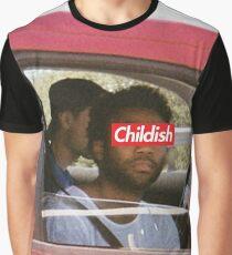 Childish Gambino - Childish [Logo] Graphic T-Shirt