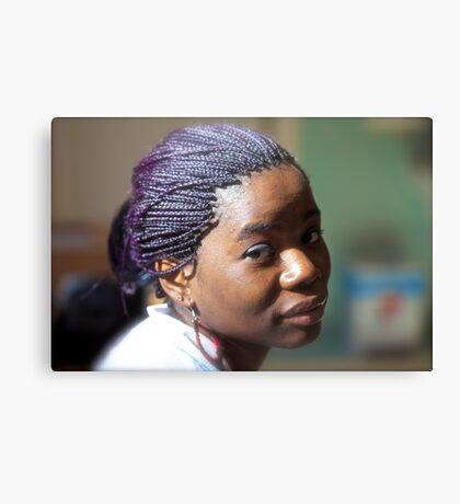 Mount Kilimanjaro  -  Magic  Women . by Brown Sugar . Featured ***** . Views 1038.  .Thanks so much !!! Awwwwwsssss !!! Canvas Print