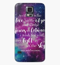 I wish for you every light in the sky v2 Case/Skin for Samsung Galaxy