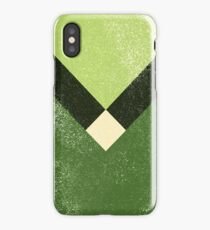 Peridot Faded Graphic iPhone Case/Skin
