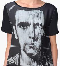 Peter Gabriel Art Rock Women's Chiffon Top