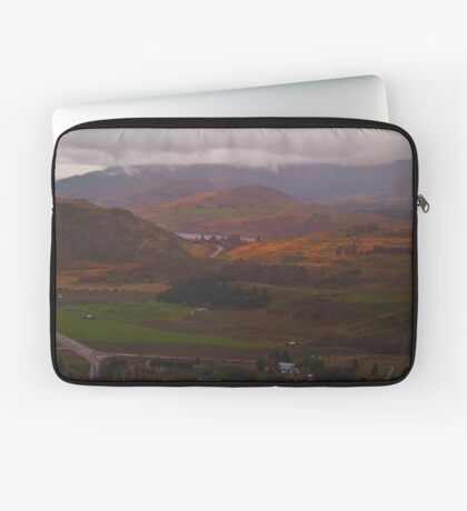 The Road from Arrowtown Laptop Sleeve