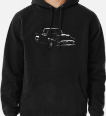 Ford F100, Pickup Truck Pullover Hoodie