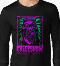 Creepshow T shirt design Long Sleeve T-Shirt