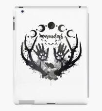 Marauders. iPad Case/Skin