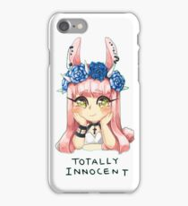 Totally Innocent iPhone Case/Skin