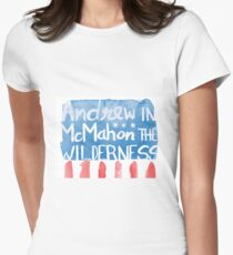 Andrew McMahon Women's Fitted T-Shirt