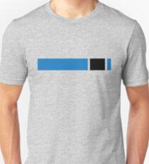 BJJ Blauer Gürtel Slim Fit T-Shirt
