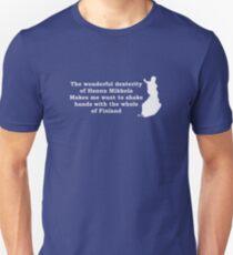 Hannu Mikkola Unisex T-Shirt
