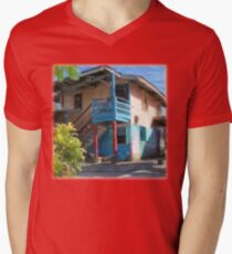 Treva's House Mens V-Neck T-Shirt