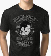 Young Punx / Wildkats Tri-blend T-Shirt