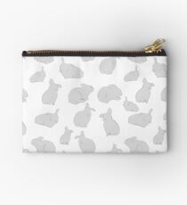Bunny Pattern  Studio Pouch