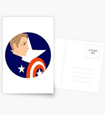 White Postcards