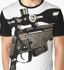 Sniper Graphic T-Shirt