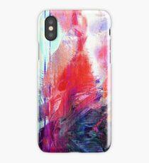 Abstract modern art iPhone Case