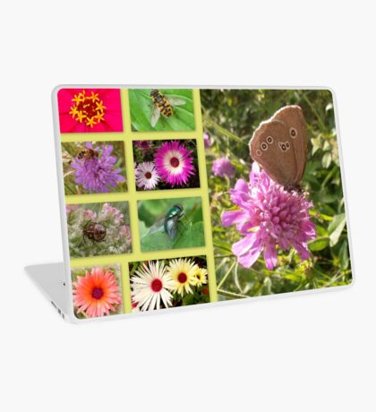 Flora and fauna in Bavaria Laptop Skin