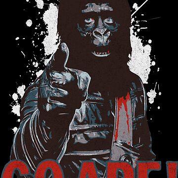 Go Ape by deerokone