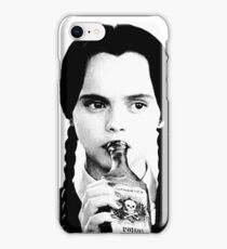 Wednesday Addams | The Addams Family iPhone Case/Skin