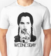 Wednesday Addams | The Addams Family Unisex T-Shirt