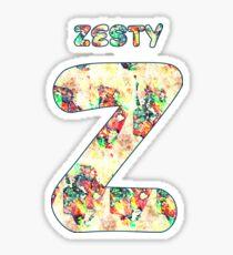 Z Sticker