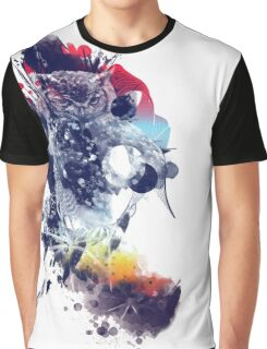 soulful owl Graphic T-Shirt
