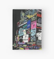 NewYork Musicals/Broadway!! Hardcover Journal