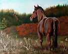 Morning On The Mountain by Susan McKenzie Bergstrom