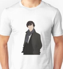 Sherlock Vector Unisex T-Shirt
