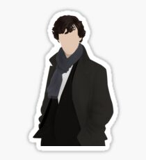 Sherlock Vector Sticker